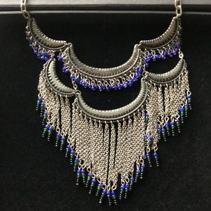 Free people statement necklace